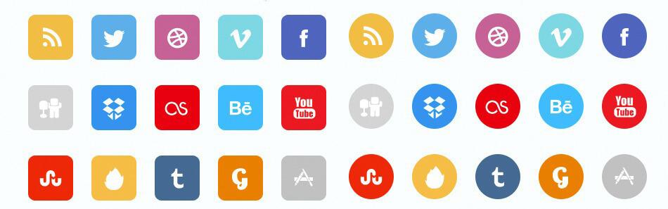 flat-icon-set-design-deck